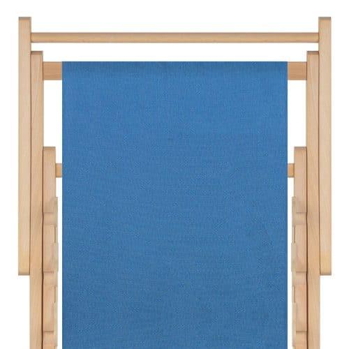 strandstoel polyester cobaltblue