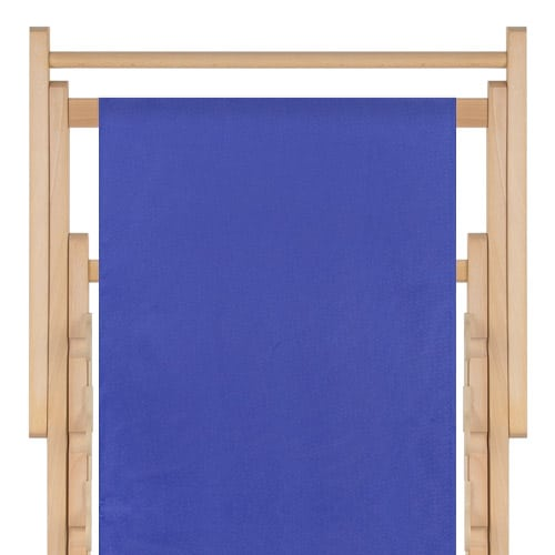 strandstoel marine blue