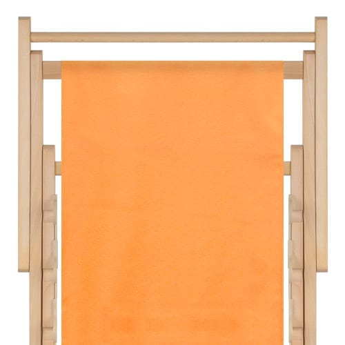 transat polyester orange