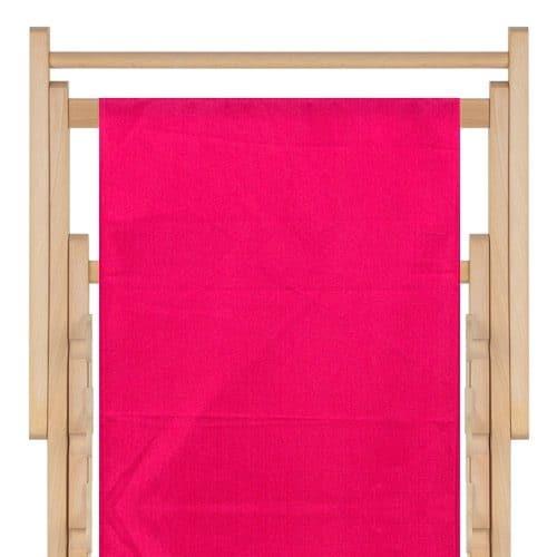 strandstoel raspberry pink