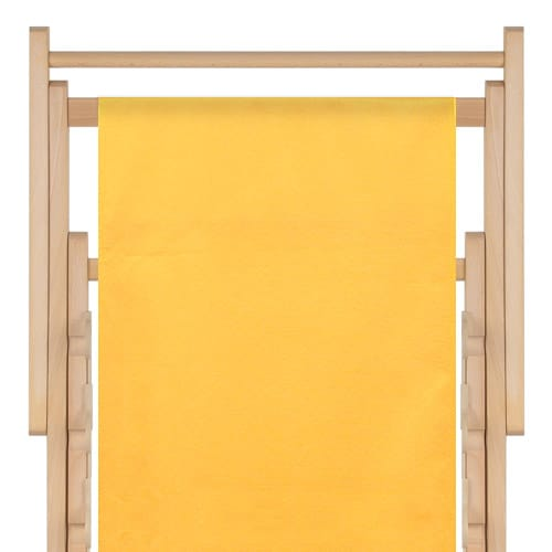 transat polyester sunflower yellow