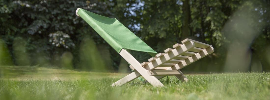 campingstoel groen