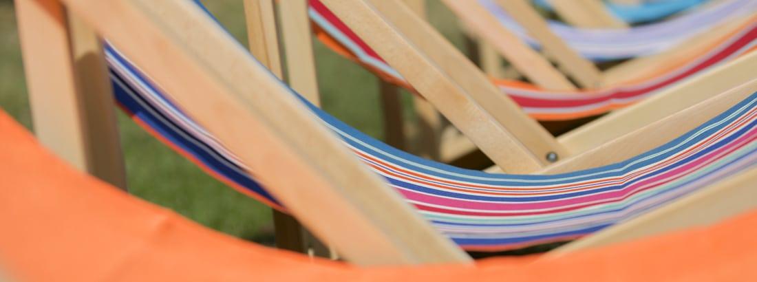strandstoelen kleuren