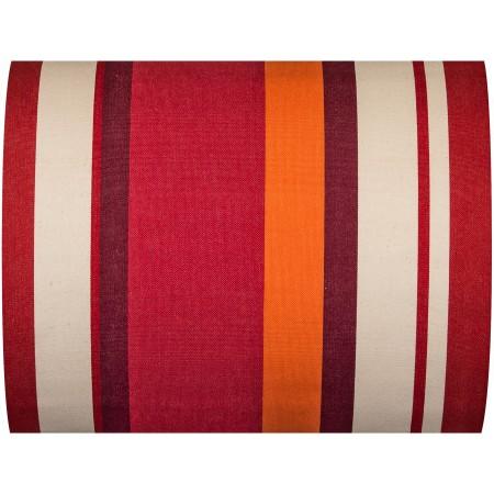 stof strandstoel pimiento rouge ecru